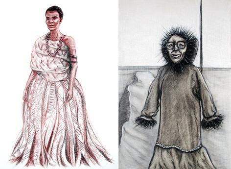 Deux cultures vestimentaires