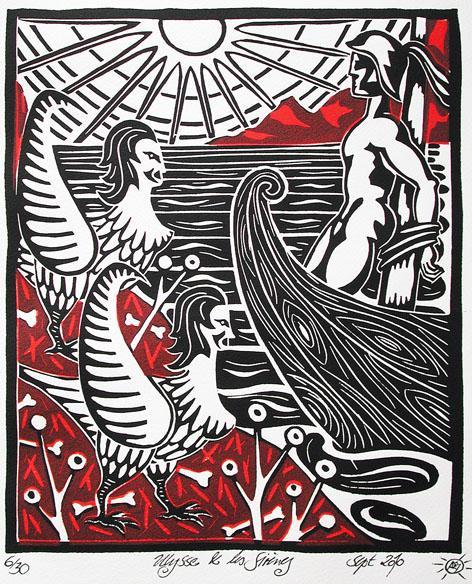 Ulysse & les Sirènes