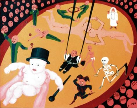 Le cirque de la vie