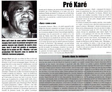 Pré Karé